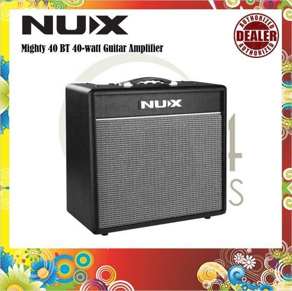 NUX Mighty 40 BT 40-watt Modeling Amplifier , Guitar Amplifier / Amp Malaysia