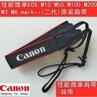 Dây Đeo Máy Ảnh Chính Hãng Micro Single Canon EOS M10 M50 M100 Xấp Xỉ M200, EOSM3 M6 MARKII Quai thumbnail