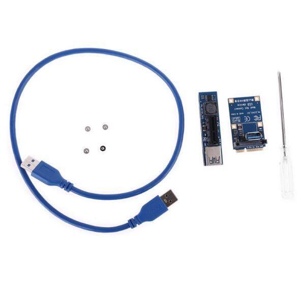 Bảng giá Bộ Chuyển Đổi Cổng Thẻ Riser Mini PCIE Sang PCI-E X4 Đầu Nối Thẻ Đồ Họa PC Với Cáp Mở Rộng USB3.0 30CM Phong Vũ