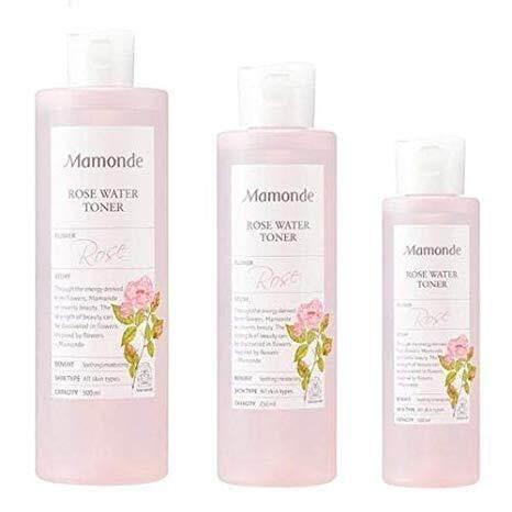 Mamonde Rose Toner 150ml/250ml/500ml