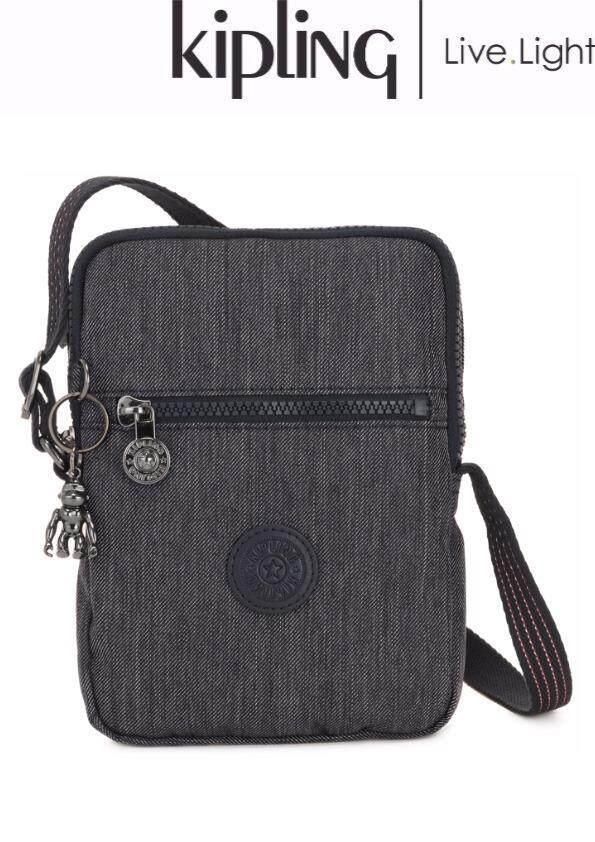7307b40688e KIPLING ESSYLA Active Denim - Medium Shoulder Bag/ Across Body/ Ladies  Casual Travel Leisure