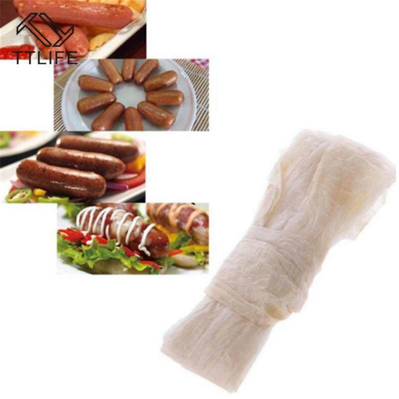 Sausage Casing Edible Drying Ham Sausage Collagen for Homemade Sausage 14M