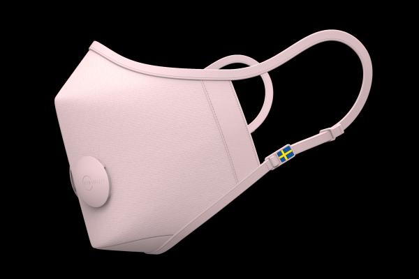 Airinum - Urban Air Mask 2.0 - Pearl Pink