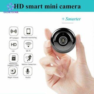 Camera An Ninh Gia Đình GloryStar 1080P Camera Mini WiFi IP Không Dây Tầm Nhìn Ban Đêm IR Phát Hiện Chuyển Động Giám Sát Em Bé P2P CCTV thumbnail