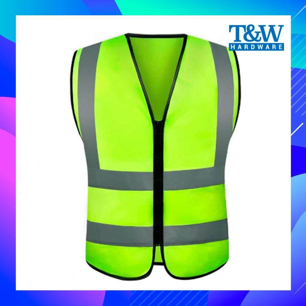 Reflective Vest High Visibility Safety Vests Fluorescent Green
