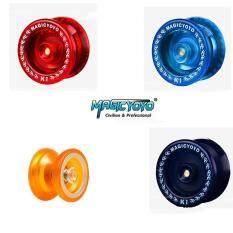 Đồ Chơi Trẻ Em MAGIC YOYO K1 Cổ Điển Chống Rơi Dễ Vận Hành Yo-yo Với Dây Chất Lượng Polyester Nguyên Chất