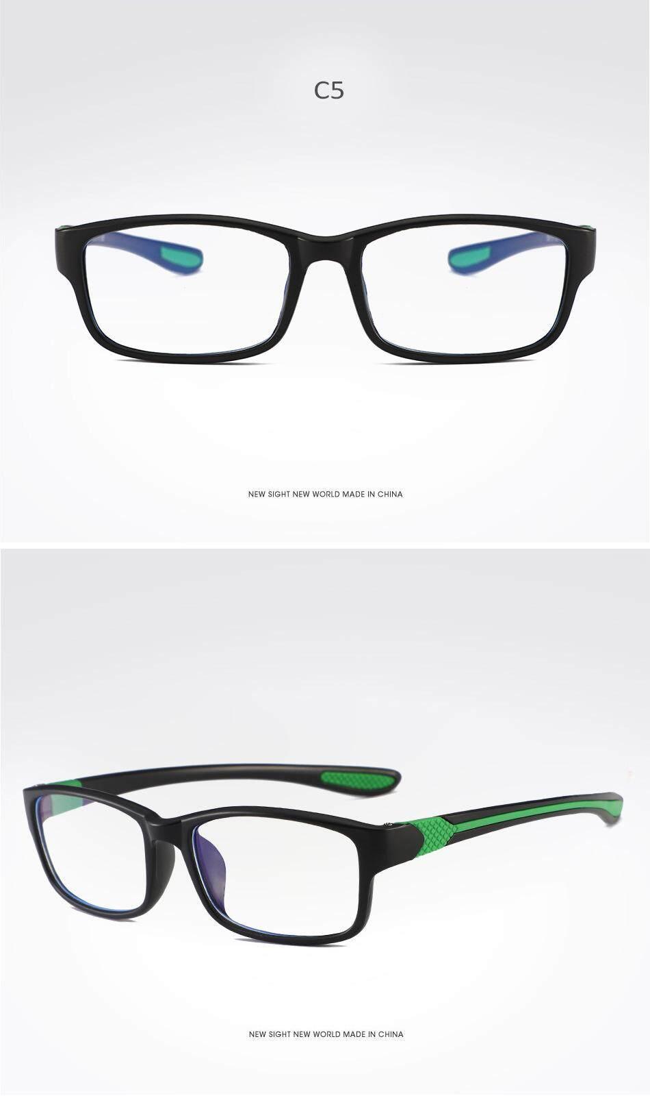 Yfcgood   Toko Mode Terkini Kacamata Pria Wanita Kacamata Anti Cahaya Biru  Kacamata UV Kacamata Lensa 50b473276f