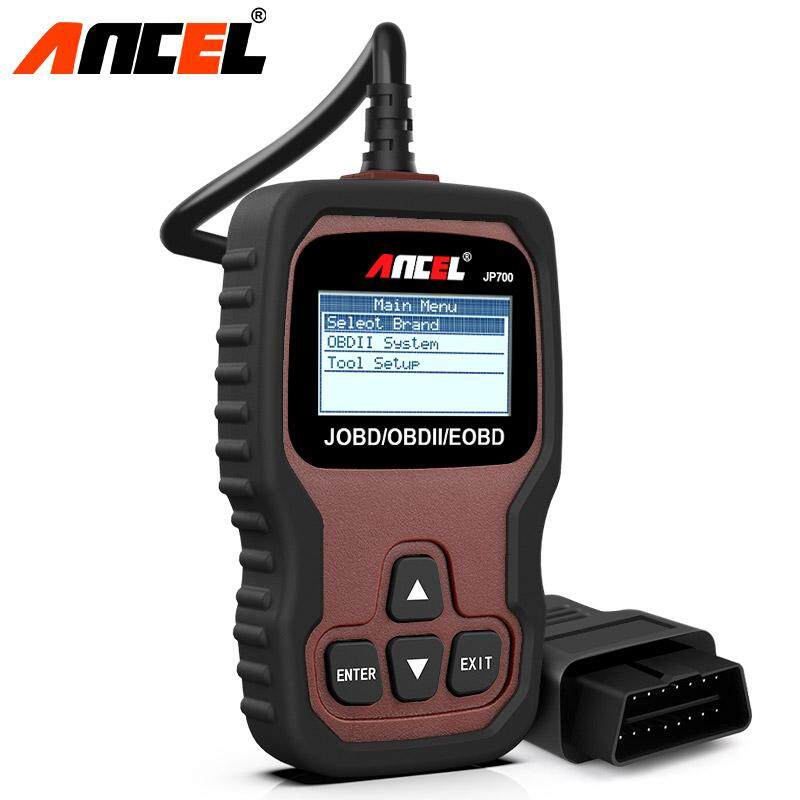 Ancel JP700 OBD2 Car Diagnostics Scanner for Honda Toyota Nissan Mitsubishi  JOBD Code Reader OBD 2 Auto Diagnostic Scanner Engine Check Scan Tool Auto