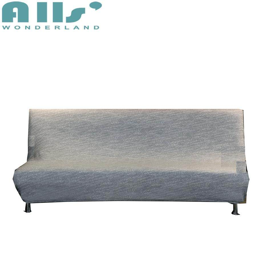 【Slipcover】Elastic folding couch sofa cover for living room universal knitted fabric sofa bed cover stretch slipcovers