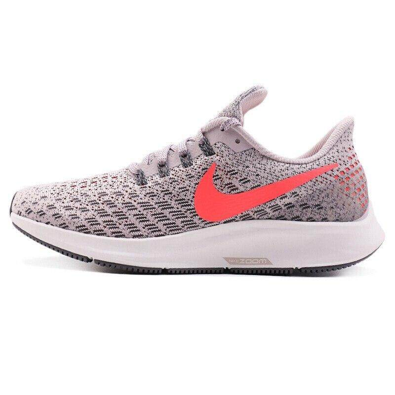Original NIKE AIR ZOOM PEGASUS 35 Women's Running Shoes Sneakers Outdoor Sports Breathable Designer Athletics New