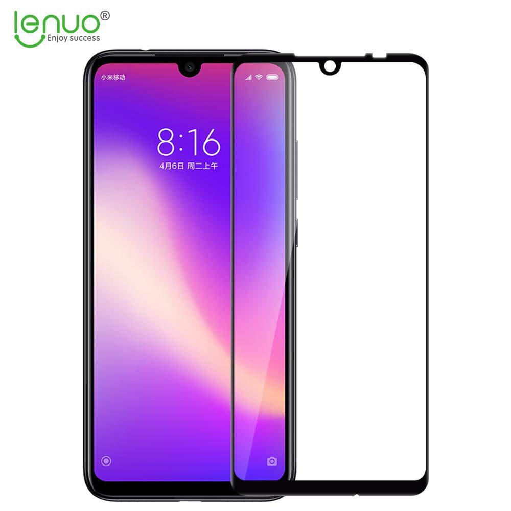 Lenuo Tempered Glass for Xiaomi Redmi Note 7 and Redmi Note 7 Pro Full  Cover Anti Glare Privacy Screen Protector Anti-Explosion Complete Covering  Full