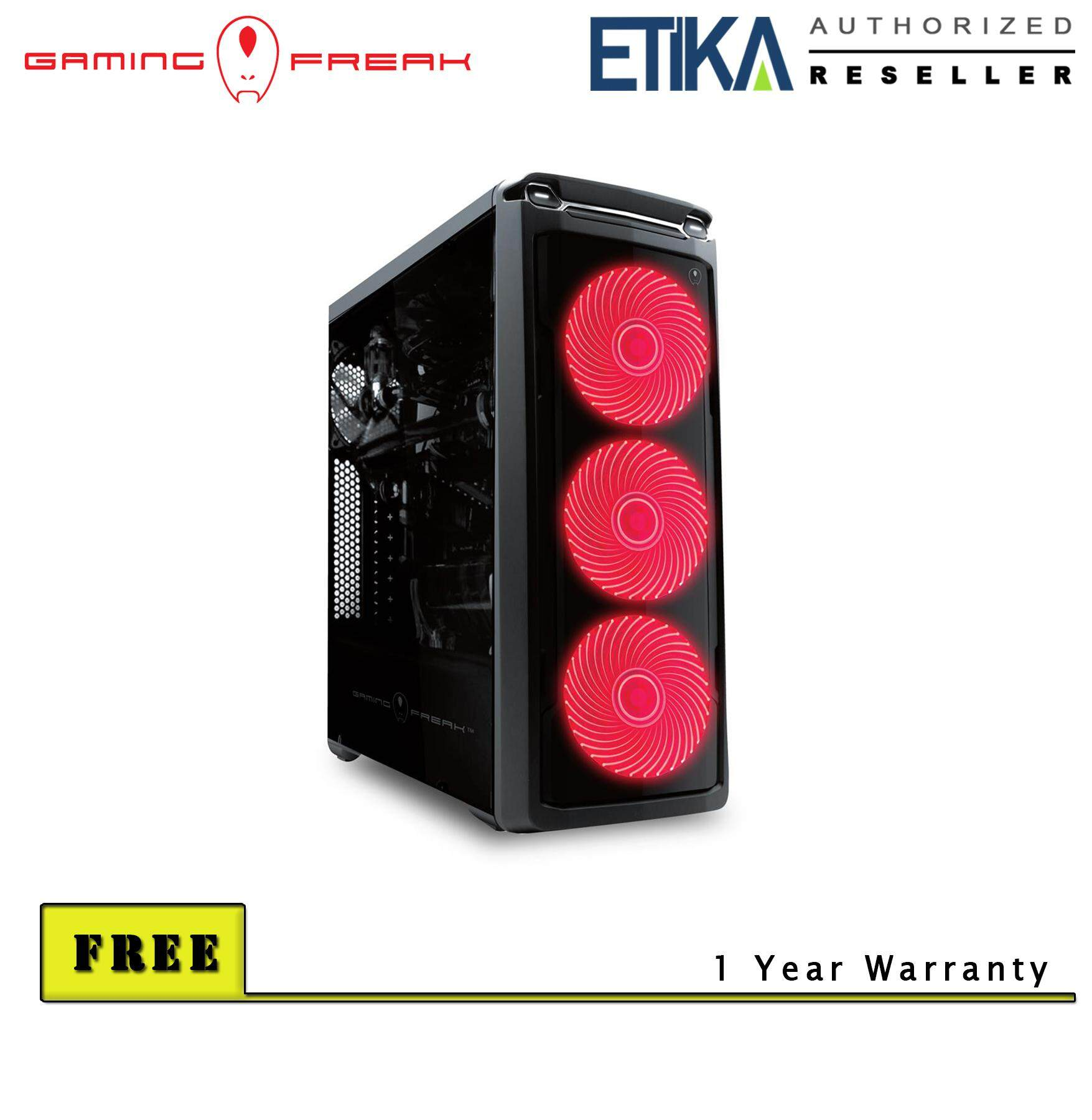 Gaming Freak The Druid Max (DRMX1) Gaming Chassis Malaysia