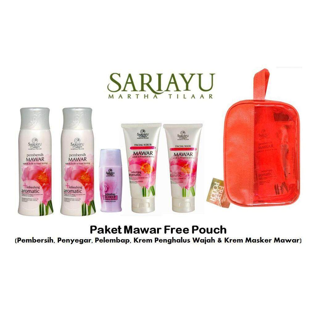 Sariayu Buy At Best Price In Malaysia Shampo Hijab 180ml Set Mawar Untuk Kulit Kering Kusam Sensitif