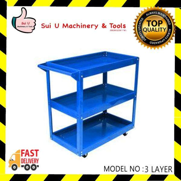 3 Layer Service Cart / Trolley