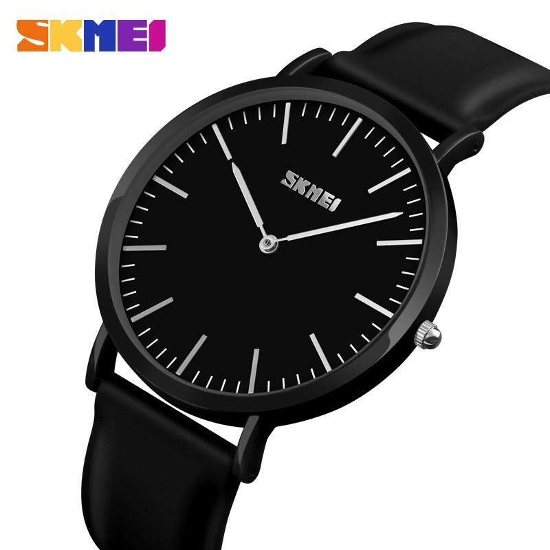 SKMEI New Men Fashion Watches Quartz Couple Watch Silicone Women Waterproof Casual Wristwatches 9179(1 Piece) Malaysia