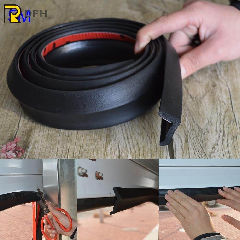 5m Garage Door Bottom Weather Stripping Rubber Seal Strip Replacement Door Bottom Seal