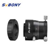 SVBONY SV161 1.25 Inch Double Xoắn Ốc Focuser Độ Chính Xác Cao Cho Kính Viễn Vọng Finder Guidescope Với Vòng Nén Bằng Đồng