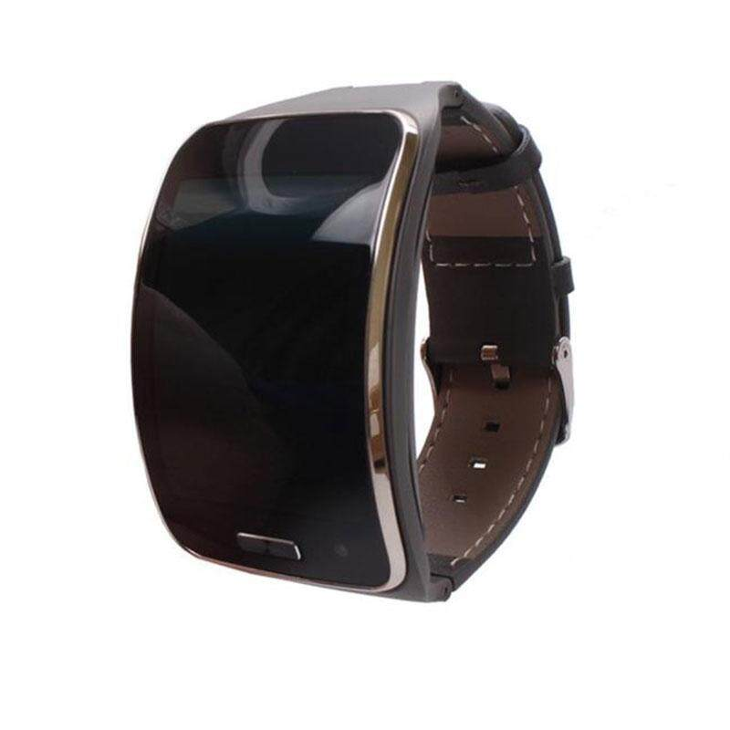 GoGoStore Leather Watch Wrist Band Strap Bracelet For Samsung Gear S R750 Smart Watch Malaysia
