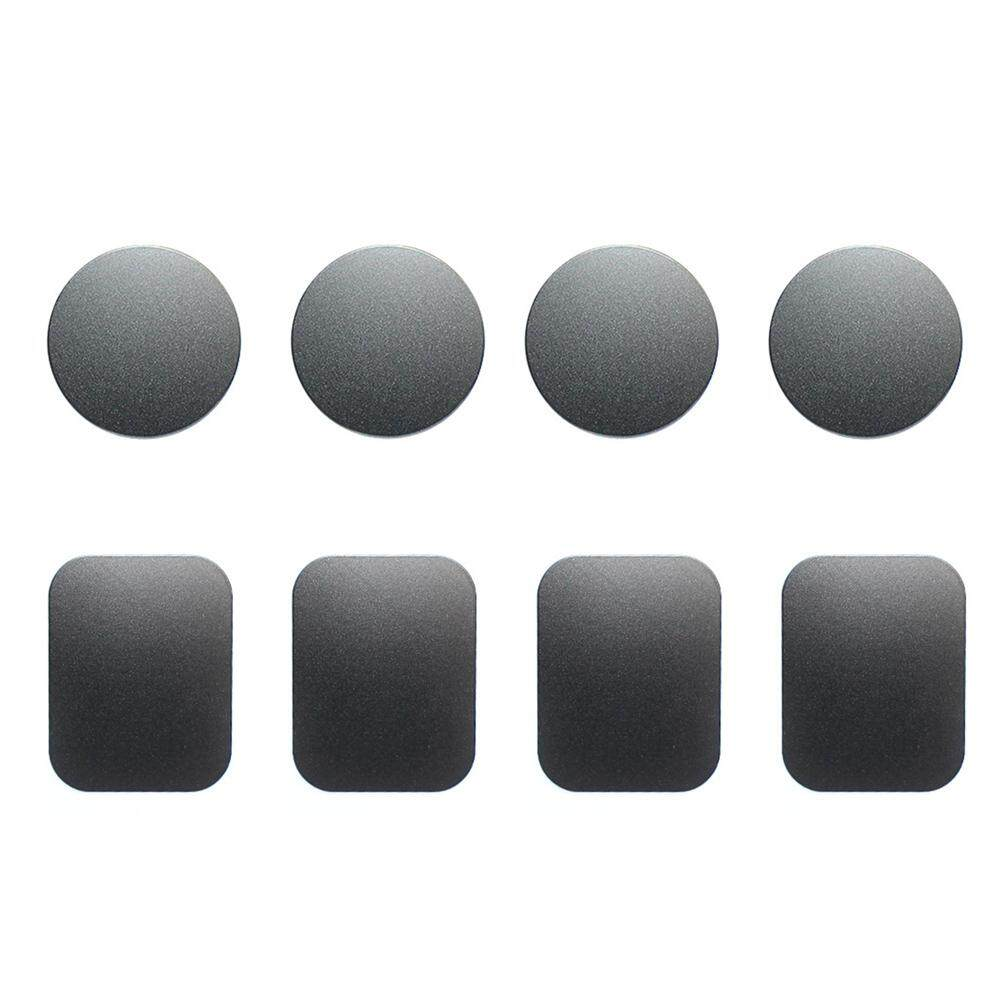4x Hot Replacement Metal Adhesive Plate Magnet Sticker For GPS Phone Car Holder