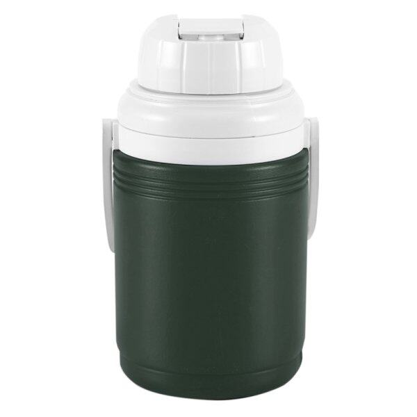 Coleman 1/3 Gallon / 1.3L Polylite Cooler Jug Durable Outdoor Ice Drink Jugs (Green)