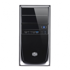 COOLER MASTER ELITE 344 CHASSIS ATX CASING SILVER Malaysia