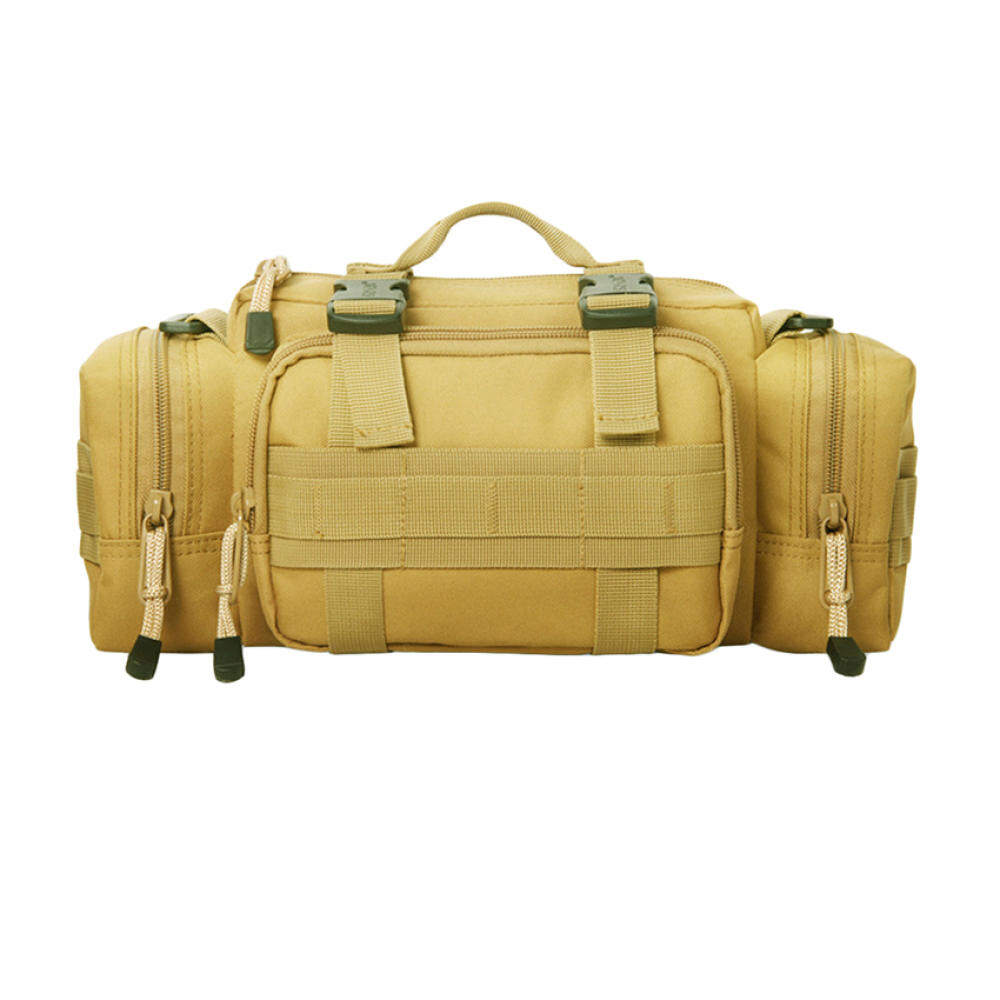 QBSD store CTO Mini Practical Waist Tactical Camera Phone Accessory Bag forOutdoor Sports - Intl
