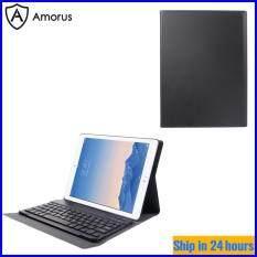 [Bàn Phím Amorus] iPad 4/iPad 3/iPad 2 Bàn Phím Có Thể Tháo Rời Bàn Phím Bluetooth Bao Da