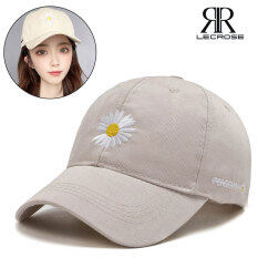 LecRose Unisex Daisy Baseball Hat Blank Dad Hat Baseball Cap Summer Breathable Cap Snapback 5 Panel Caps Women Men High Quality Hip Hop Hats
