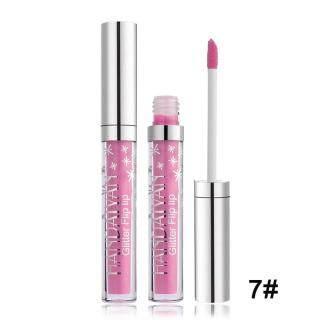 Lipstik Matte Beludru Cair, Perona Bibir Lip Gloss Tahan Air Tahan Lama thumbnail