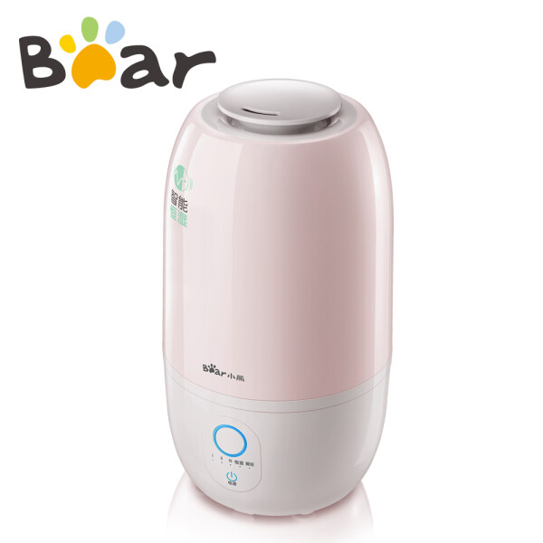 Bear humidifier 3L home mute mini aromatherapy machine office bedroom air humidification smart constant humidity JSQ-A30G3 Singapore