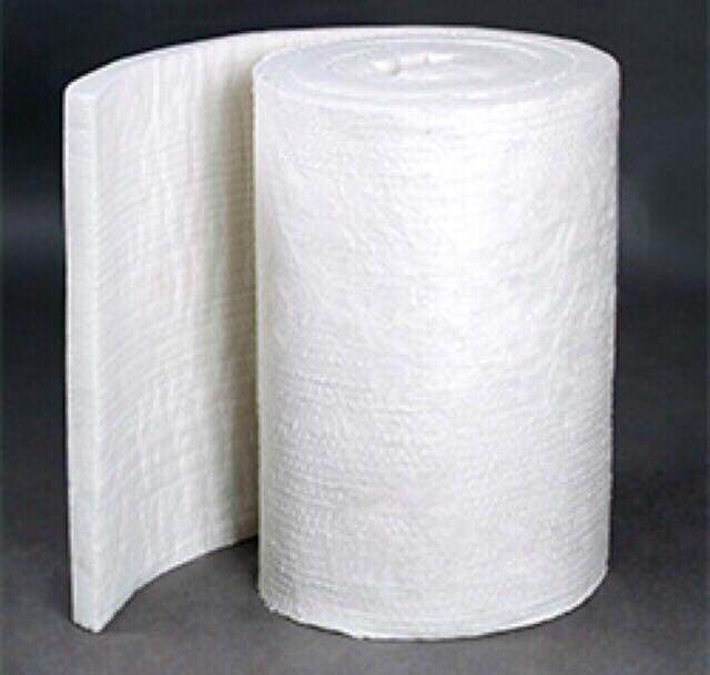 Ceramic fiber blanket High temperature 1260c High density 130kg/m3