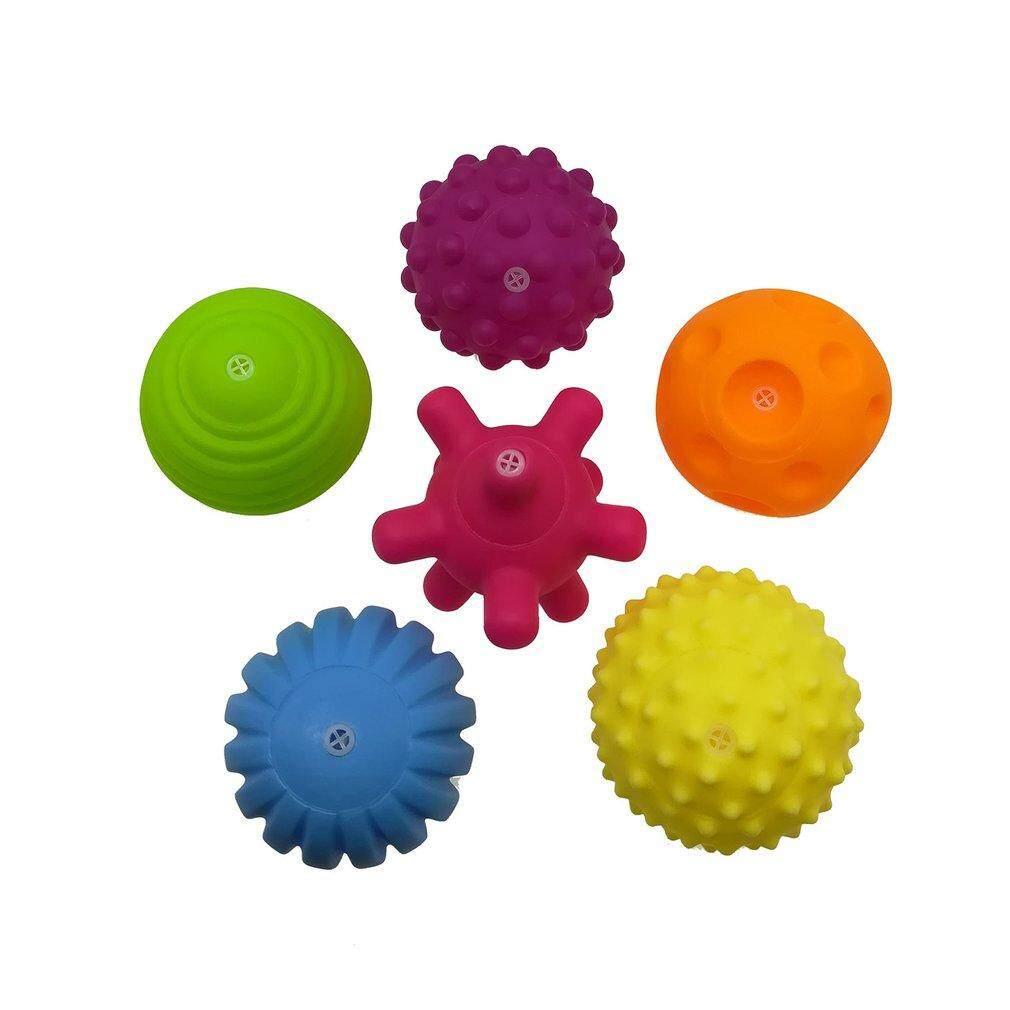 Allwin นวดอนุภาค Ball ลูกบอลนวดเด็ก Early Education Ball เด็ก By Allwin2015.