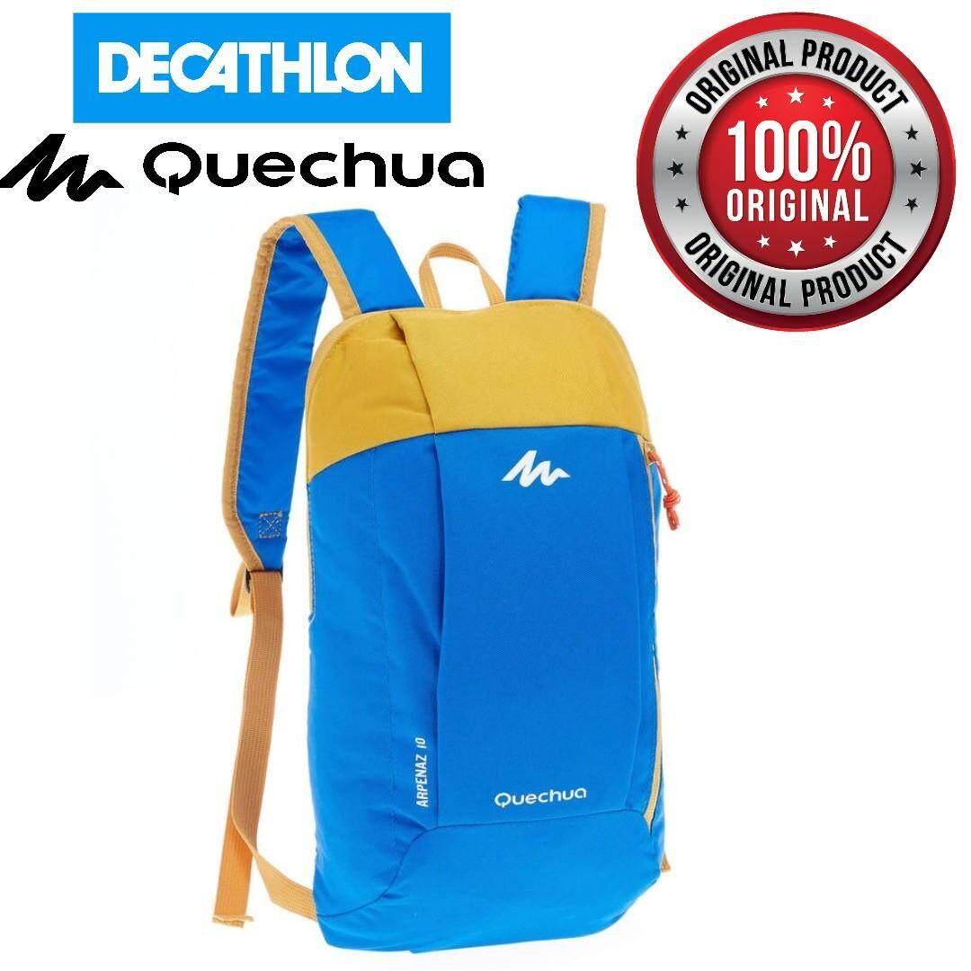 7b2f341a54 [READY STOCK] DECATHLON ORIGINAL QUECHUA ARPENAZ 10L DAY HIKING BACKPACK