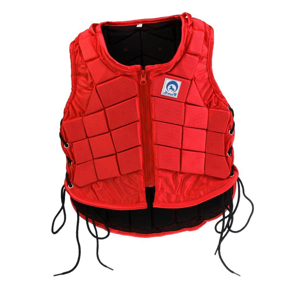 Flameer Men Women Kids Safety Equestrian Horse Riding Vest Body Protector Protect Gear By Flameer.