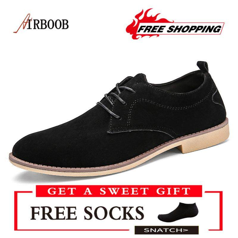 AIRBOOB Men's casual sports scrub wild small shoes outdoor walking shoes canvas shoes