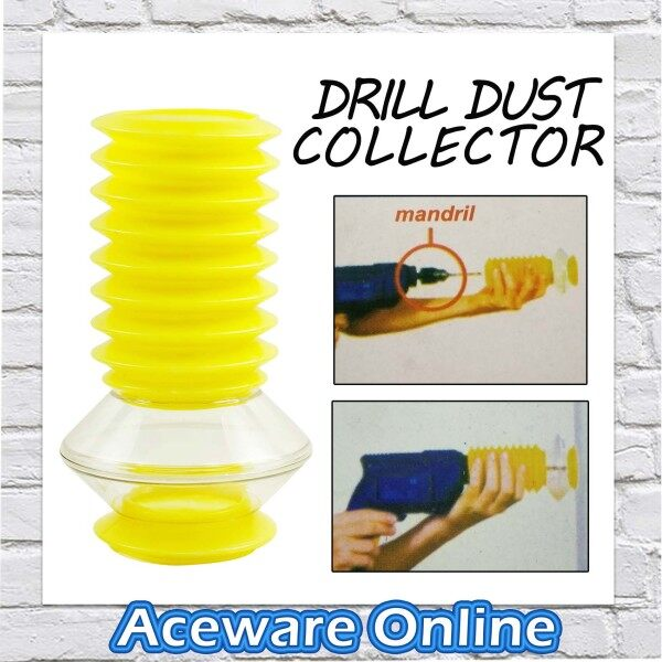 1PC Drill Dust Collector Drill Dust Cover Electric Hammer Drill Cover