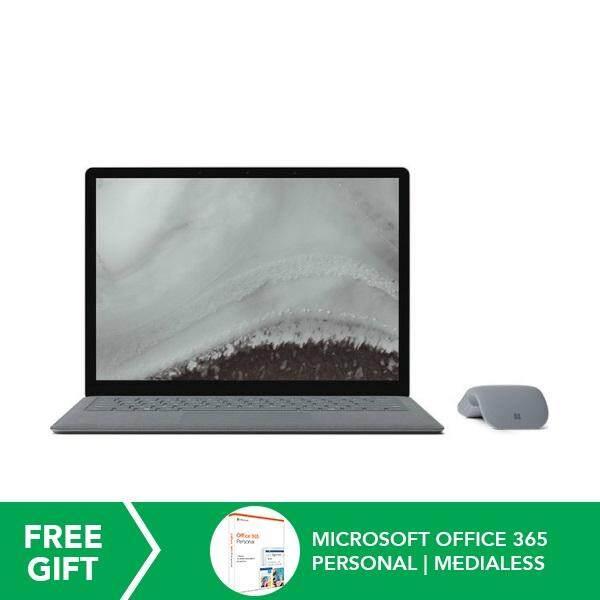 Microsoft Surface Laptop 2 i5/8GB RAM + 128GB ROM (Platinum) MS-MIC-LQL-00020 [Pre-Order] Malaysia