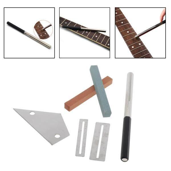 Âm Thanh Kỳ Diệu Phím Đàn Guitar Crowning Tập Tin Dụng Cụ Đo Lường Mài Bảo Vệ DIY Luthier Maker Set
