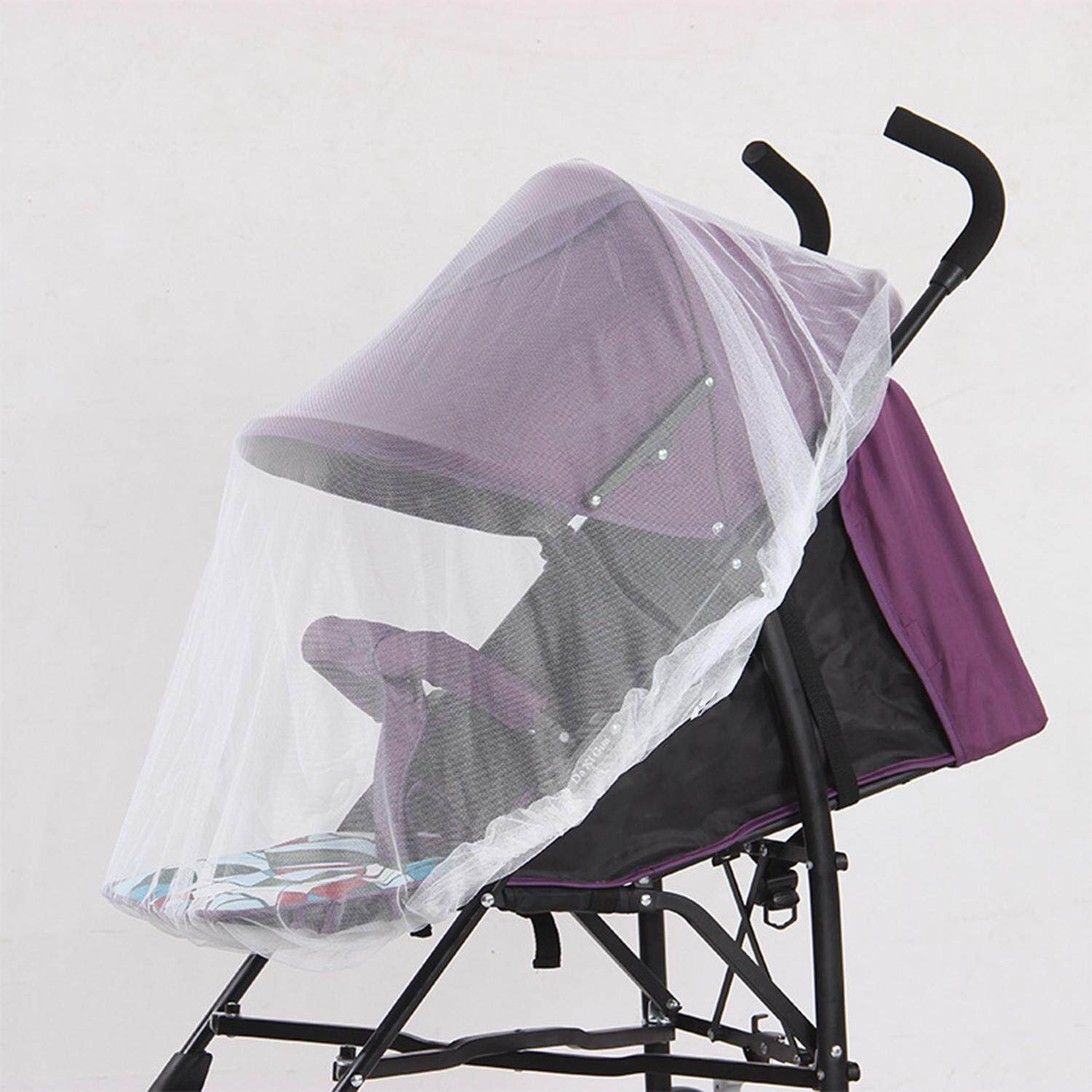 Baby Stroller Rain Cover and Mosquito Net Weather Shield ...