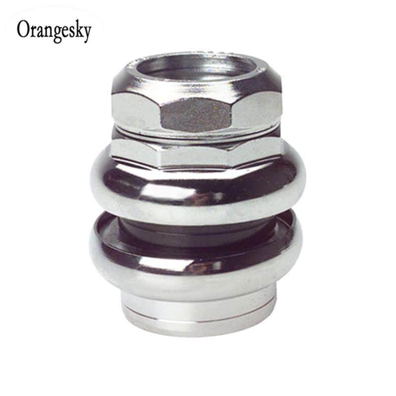 Mua Orangesky Xe Đạp Lực Mặt Trước Phối Ren Tai Nghe Dĩa Vòng Bi Tai Nghe cho Xe Đạp Leo Núi 25.4mm
