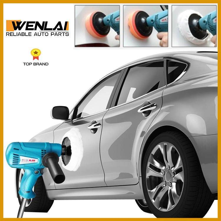 WENLAI M14 Electric Car Boat Polishing Polisher Machine Sander Buffer 220V Adjustable speed