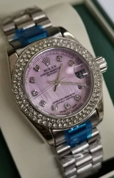 ROLEX_PERPECTUAL DATE FOR WOMEN WATCH FULL BATTERY Malaysia