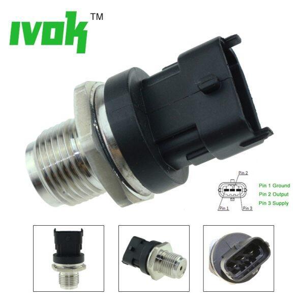 【Original】31401-2F000 CR Common Rail Fuel High Pressure Sensor Regulator Side For HYUNDAI ix35 MAXCRUZ 2.0 2.2 CRDi D4HA ix55 3.0 Diesel