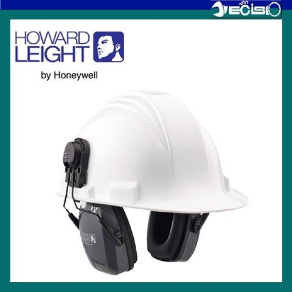 HOWARD LEIGHT by Honeywell, Leightning L1H Cap-Mounted Earmuff