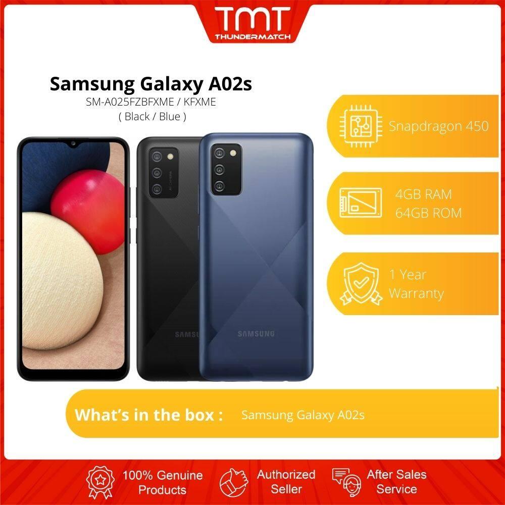 Spesifikasi dan harga Samsung Galaxy A02s di Malaysia ...