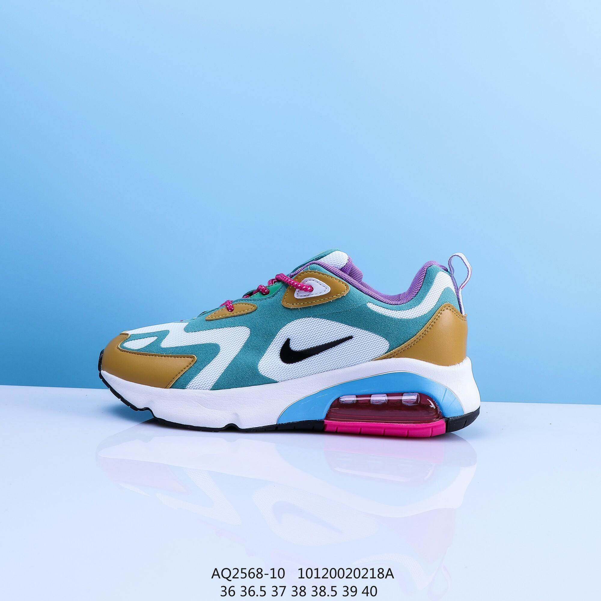 Nike_Air_Zoom_Pegasus 36 Sepatu Pria Sepatu Lari untuk Pria 2019 Kulit Sepatu Olahraga Pria Jogging Alas Kaki Di Luar Ruangan Ringan Bernapas Sepatu Wanita