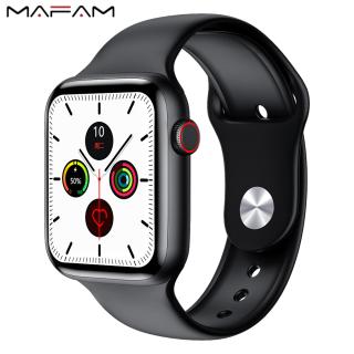 Đồng hồ thông minh mafam W46 cho nam nữ, đồng hồ thông minh điện tâm đồ Màn hình HD 2020 1.75 320 385 inch chống nước IP68 thumbnail