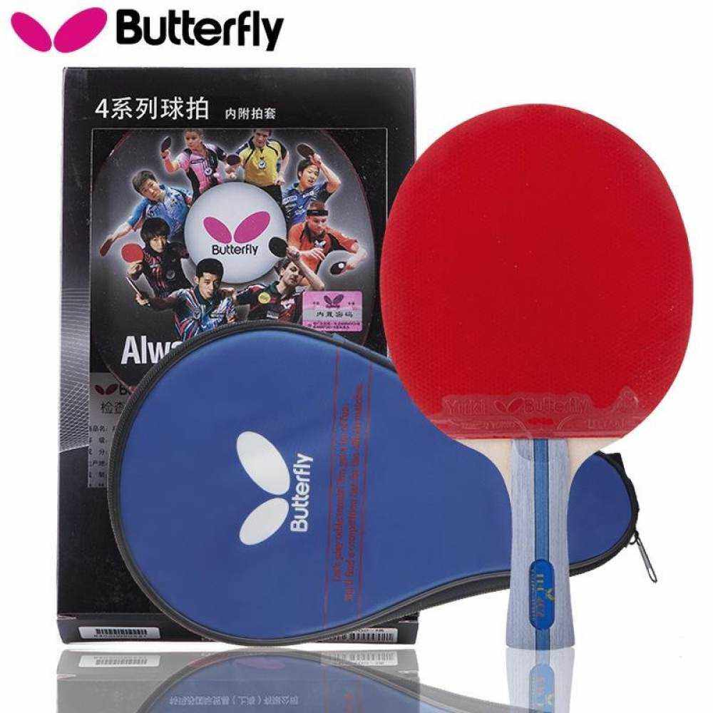 Genuine Butterfly TBC401 Table Tennis Blades / Paddle / Bat / Table Tennis Racket FL Shakehand Grip
