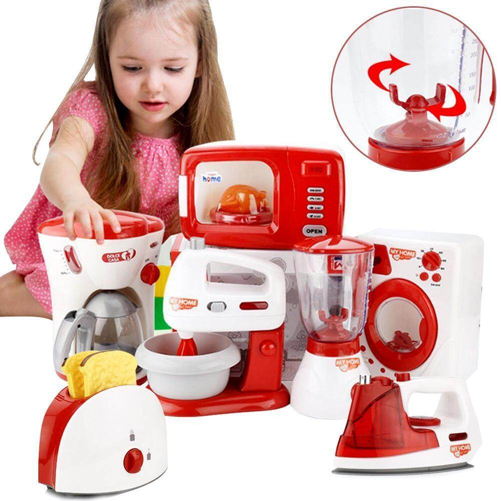 Childrens Simulation Kitchen Family Toys (without Battery) By Sweet Bomb.
