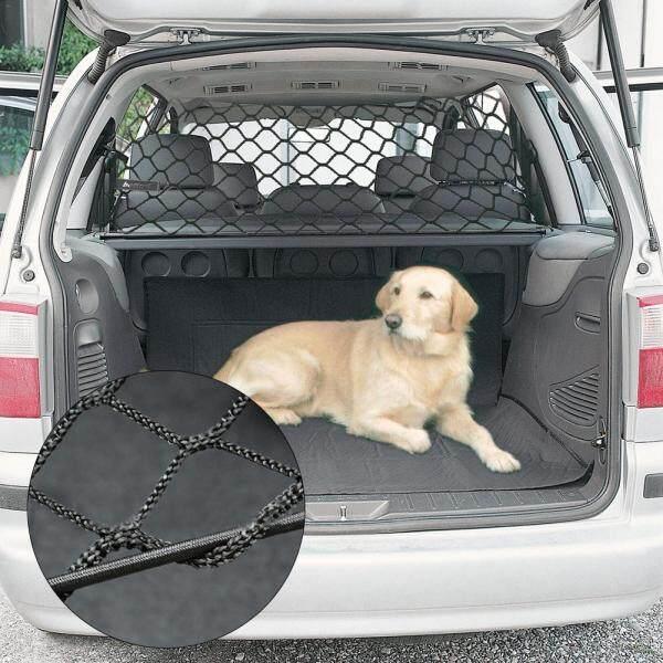Lưới Chắn Chó Ô Tô 90CM * 30CM Lưới Bảo Vệ Chó Lưới Chắn Thú Cưng Cách Ly Ô Tô Lưới Chắn Chó Thú Cưng An Toàn Cốp Sau Lưới An Toàn Cho Xe Cộ